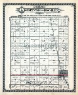 Warrenton and Boxville Township, Marshall County 1928